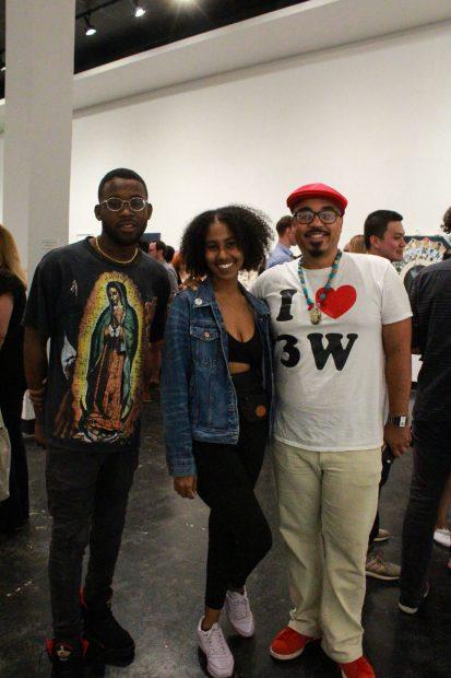 Trevor-Nwankwo_Bilen-M_Marc-Furi-At-Lawndale-Art-Center's-2018-Big-Show-in-Houston