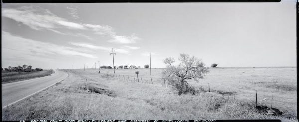 Luther Smith, West Fork, Trinity River basin, on western edge northeast of Olney, Texas, October 24, 1990