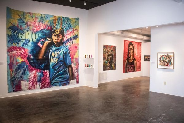 Winston Contemporary Art gallery in Houston