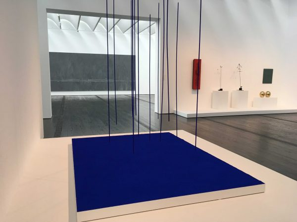 Yves-Klein-and-other-artists-Menil-Colleciton-Houston