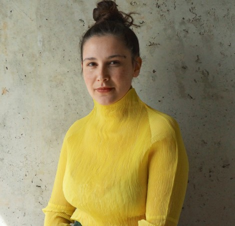 artpace resident Alice Khalilova