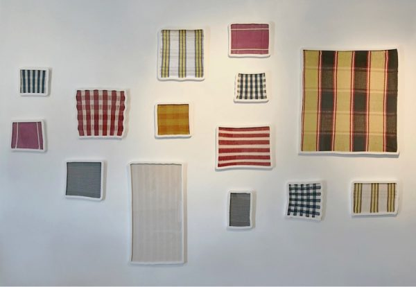 Ana Esteve Llorens, installation view, Las Cruxes, Austin