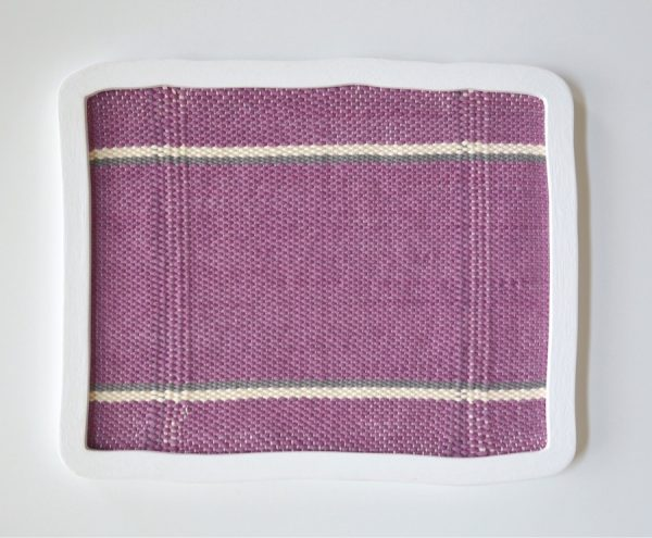 Ana Esteve Llorens, Untitled ( A Horizontal Purple ), 2018