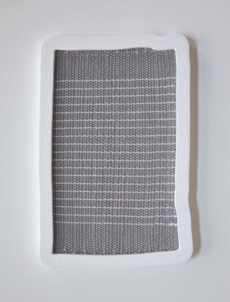 Ana Esteve Llorens, Untitled ( A Small Gray ), 2018