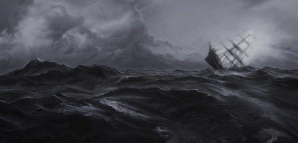 til then Painting by Texas Artist Vincent Valdez