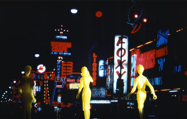 Laurie Simmons Tourism: Las Vegas/First View, 1984