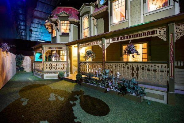 Inside House of Eternal Return