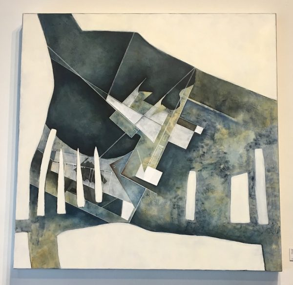 Cecilia Villanueva, The House Near the Void, 2017,