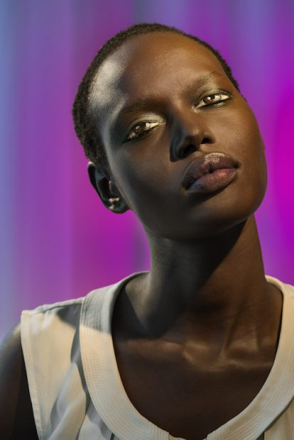Laurie Simmons How We See/Ajak (Violet), 2015