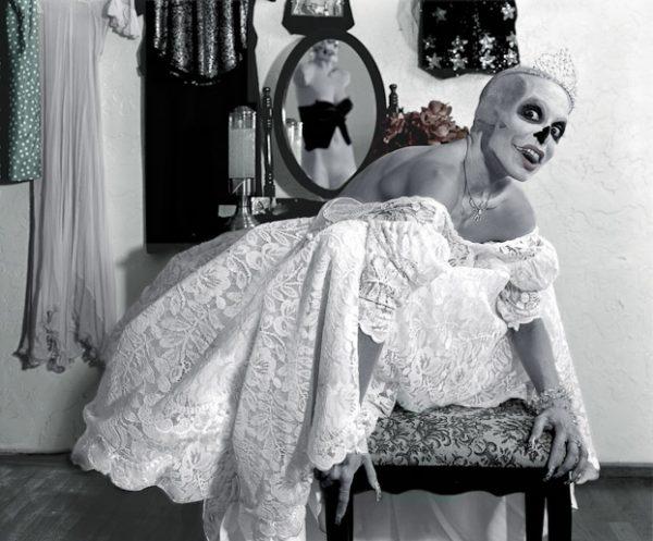 Delilah Montoya Houston art San Sebastiana Angel de la Muerte