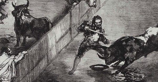 Goya in Black and White
