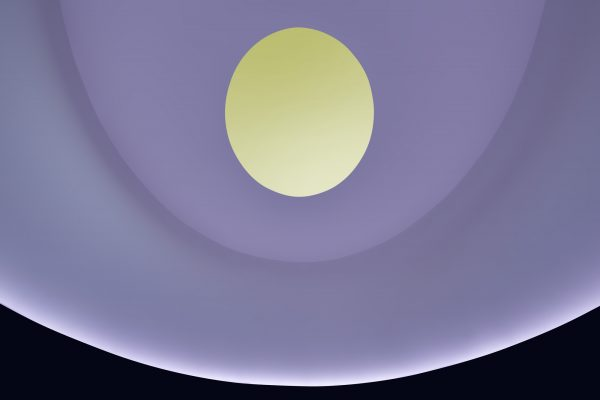 James Turrell The Color Inside skyspace at UT Austin Landmarks