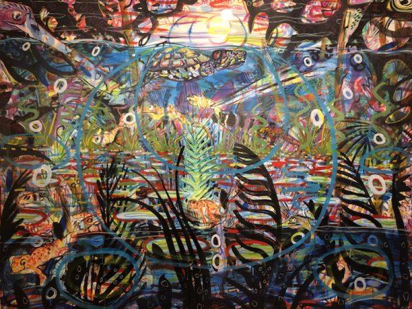 Jules Buck Jones at Conduit Gallery