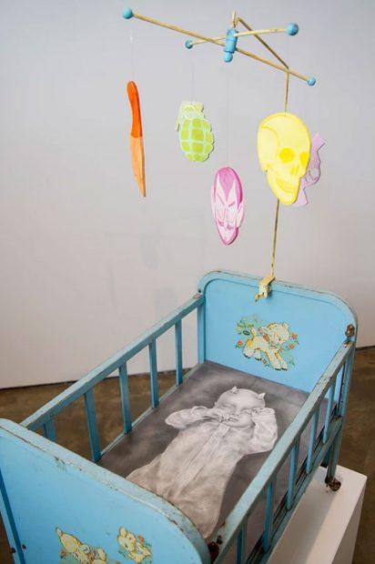 Lisette Chavez San Antonio Texas artist installation