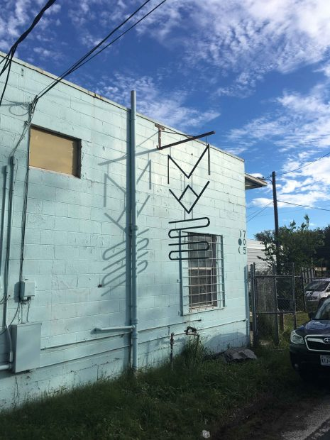 Mass Gallery new location move in East Austin Texas 2018