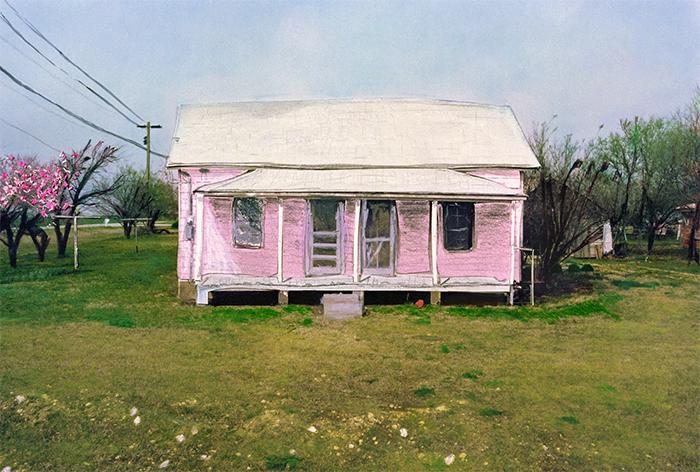 Nic Nicosia Pink House