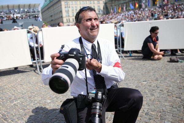 Pete Souza Obama Photographer White House