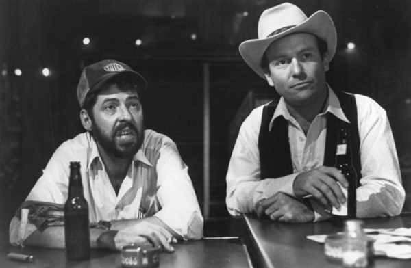 Still from Eagle Pennell's 'Last Night at the Alamo' (1983)
