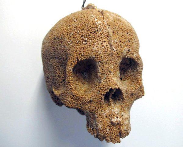 Texas artist Helen Altman Skull
