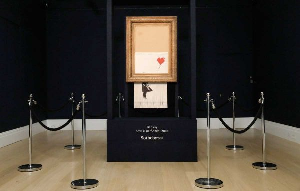 banksy-shredded-painting-at-sothebys-glasstire