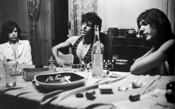 Still from Robert Frank's Cocksucker Blues (1972)