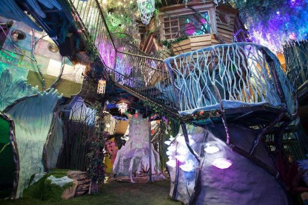 Inside Meow Wolf's House of Eternal Return