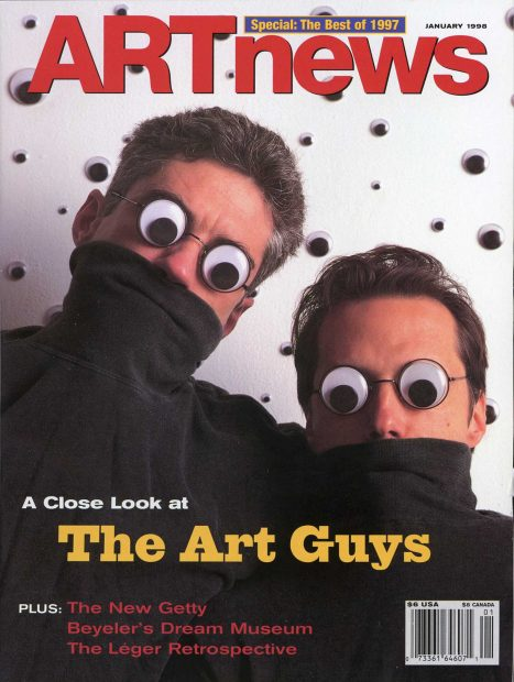 the-art-guys-ARTnews_1998