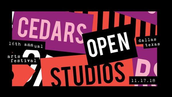 16th annualCedars Open Studios in Dallas Texas