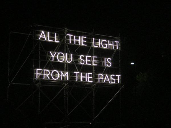 Alicia Eggert, All the Light You See, light installation, 2017