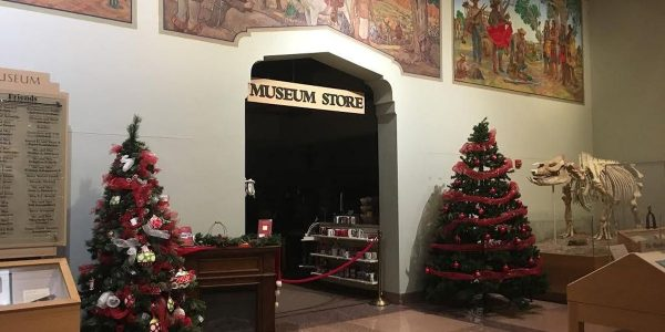 Christmas Open House at Panhandle-Plains Historical Museum in Texas