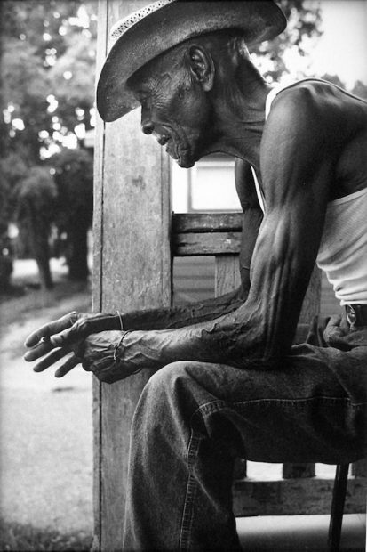 Cowboy, 3rd Ward, Houston, TX, 1992