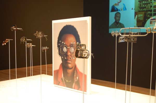 Glasses by Cyrus Kabiru, from the series C-Stunners.