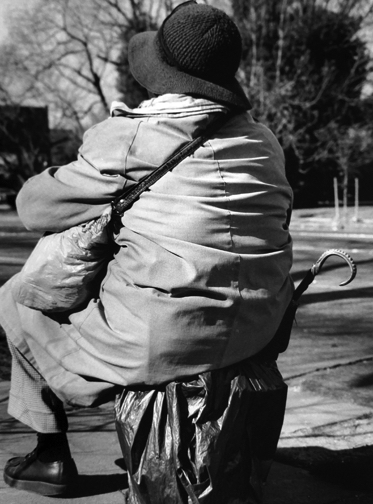 The Traveler, 3rd Ward, Houston, TX, 1991