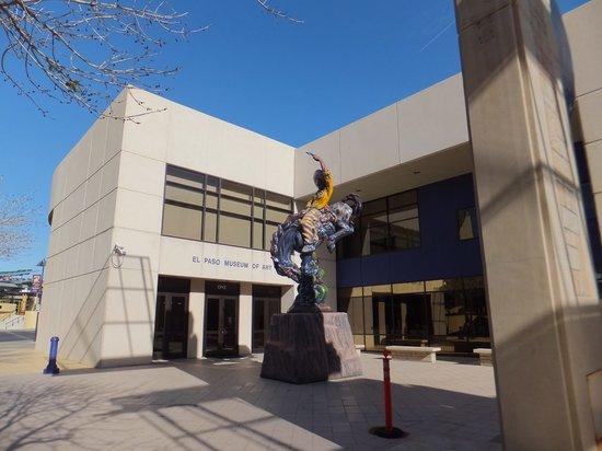 El Paso Museum of Art in El Paso Texas