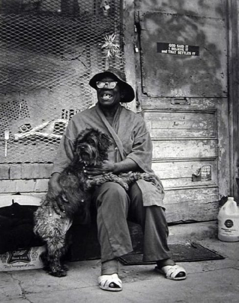 The Prophet, 3rd Ward, Houston, TX, 1980