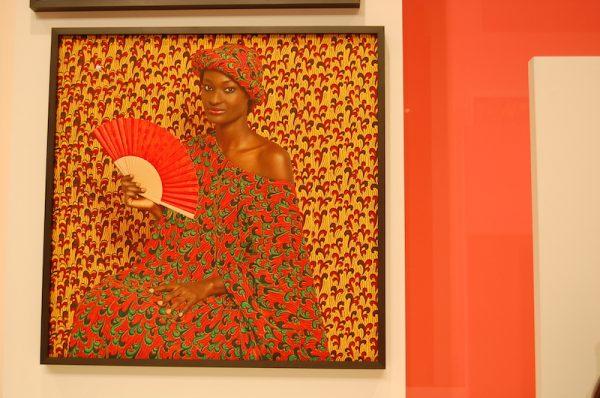 Omar Victor Diop, Aminata
