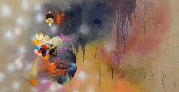Philadelphia artist Jackie Tileston- Instructions for Dissolution art show on view in Dallas Texas