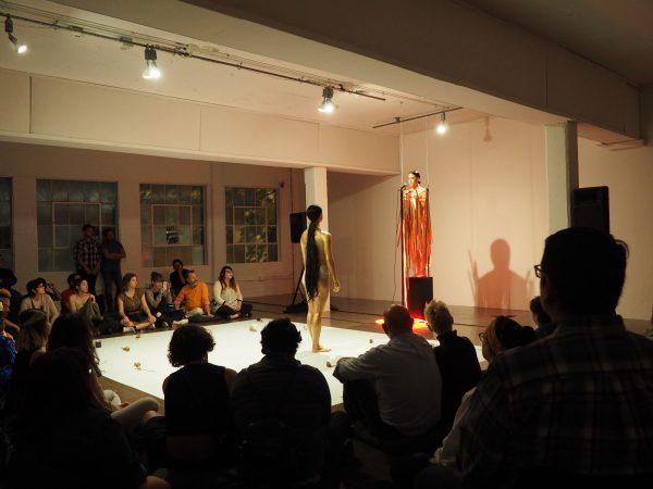 Wu Tsang at Artpace in San Antonio Texas