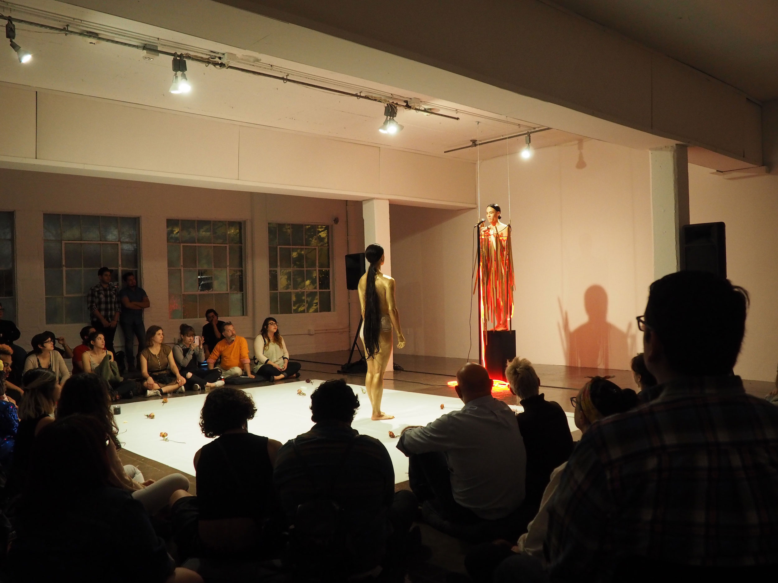 A Special Chance To See Performance Art At Artpace Glasstire