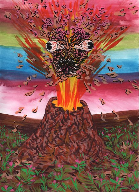 artwork by Portland artist Natalie Anne Howard