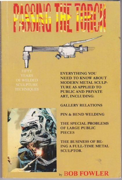 cover of Bob Fowler's book