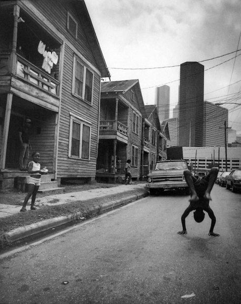 Flipping Boy, 4th Ward, Houston, TX, 1983