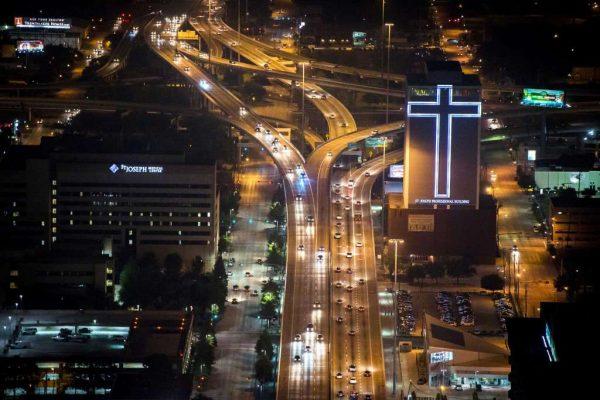 2000 Crawford St Joseph Building in Houston Texas on i 45
