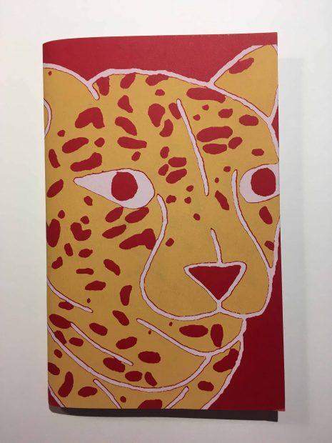 Austin Texas artist Manik Raj Nakra Tiger hunting zine