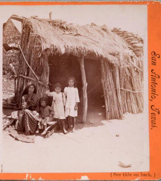 Frank Hardesty, Mexican Jacal Family