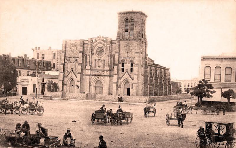 Frank Hardesty, San Fernando Cathedral