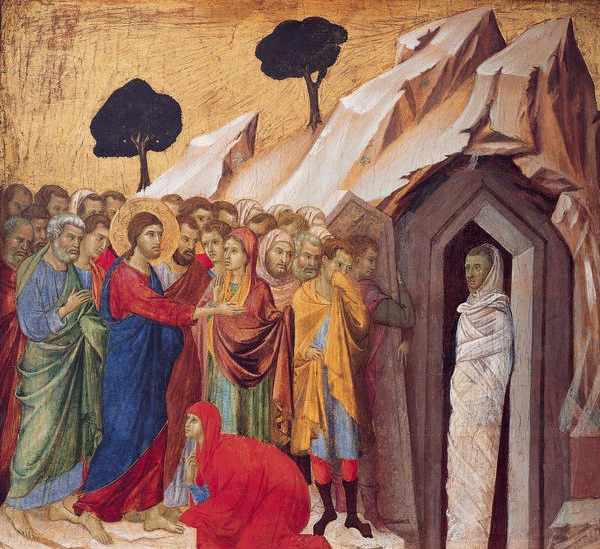 Duccio di Buoninsegna Italian (active 1278–1318) 14th century 1310–11 Tempera and gold on panel