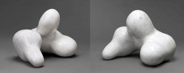 Jean Arp Scultpure from The Nature of Arp Art show at the Nasher in Dallas Texas