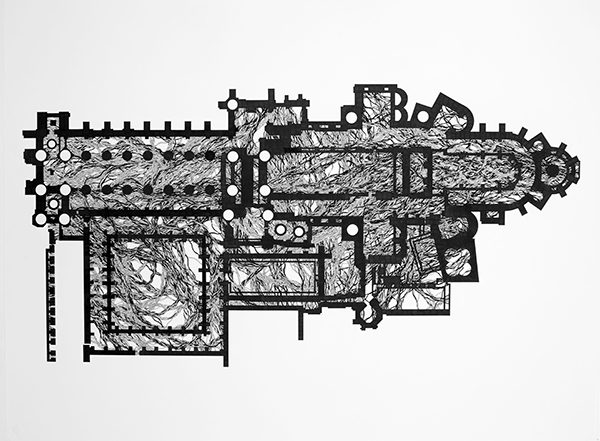 Mison Kim art about guns and gun violence on view at the Texas Capitol rotunda