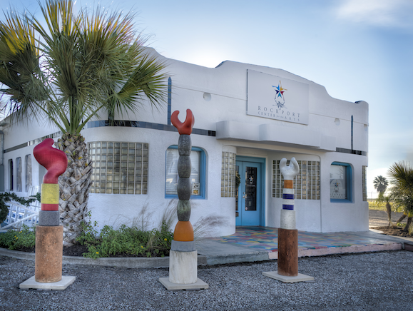 Rockport center for the arts in Rockport Texas